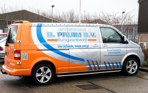 Serviceauto (haal- & brengservice)