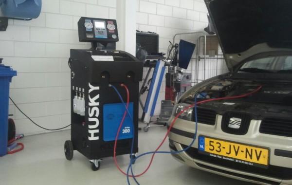 Airco service voor uw auto